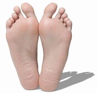 Podomancia o la lectura de los pies