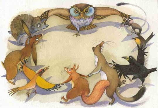 Los animales de Poder: Cómo encontrar tu animal