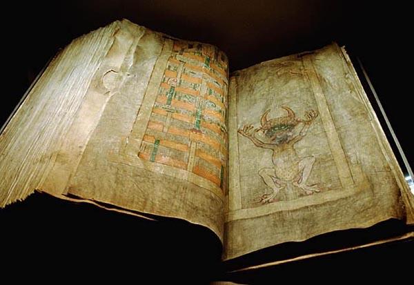 Codex Gigas, La Biblia de Satanás