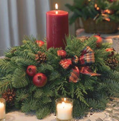 Mora hamed celebrar la navidad con el feng shui for Como hacer arreglos de navidad