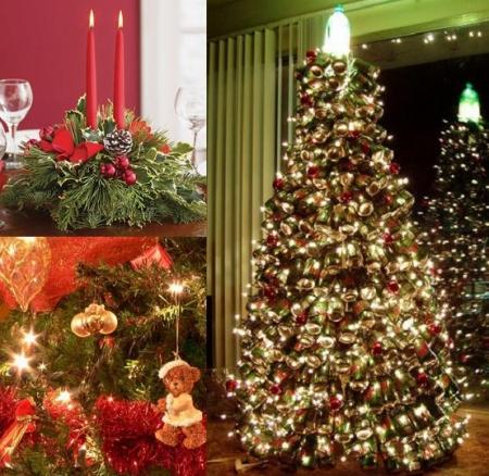 Tradiciones navide as con el feng shui for Decoracion de mesa navidena