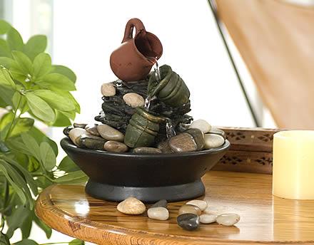 C mo hacer una fuente de agua para feng shui - Donde colocar fuentes de agua segun feng shui ...