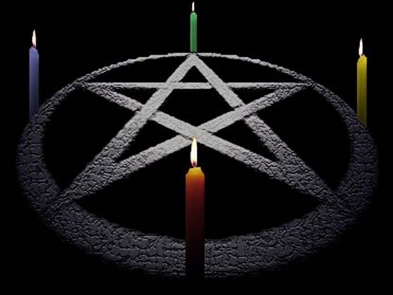 Ritual para la creación del círculo mágico