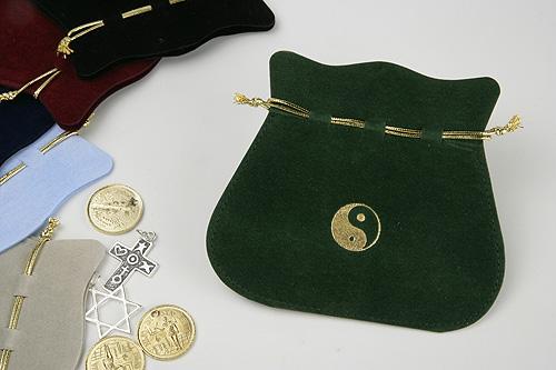 La bolsa de amuletos