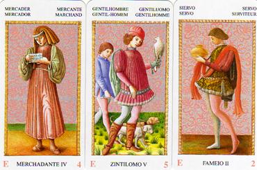 Tarot clásico italiano