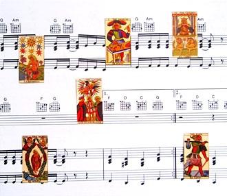 Tarot y música