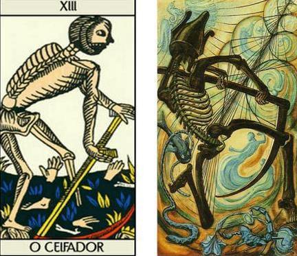 Meditación con el arcano de la muerte