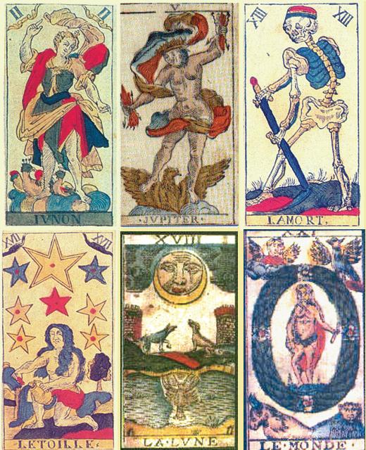 Tarot de Besançon